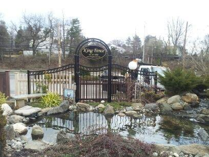 custom property fencing - king fence ny